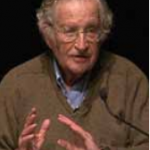 "Chomsky delivers talk, ""Getting it Right"""