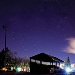 Stars over Peck Grandstand