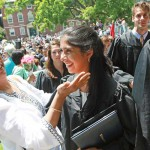 Niralee at Commencement—12:00 p.m.