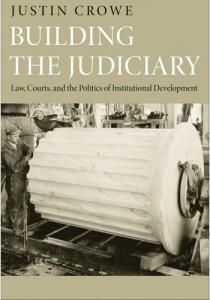 Building the Judiciary