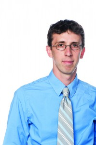 Justin Crowe '03, professor of political science