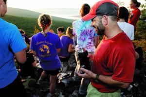 Williams College - Pine Cobble Hike 9-14-12