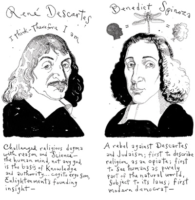 Descartes - Spinoza