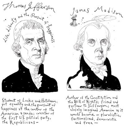 Jefferson-Madison