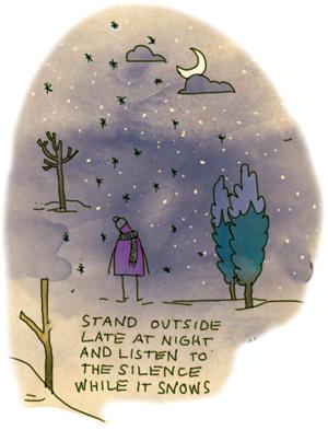 listen-snow