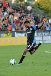 Vancouver Whitecaps FC v San Jose Earthquakes