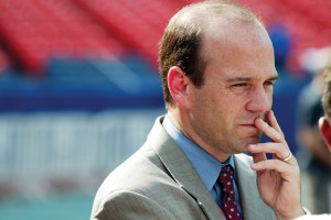 Jim Duquette, the New York Mets' interim general manager, is