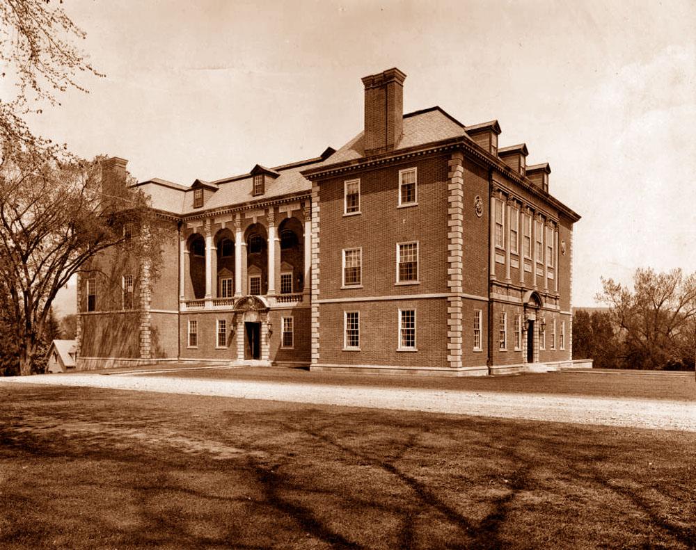 Stetson exterior (ca. 1923)