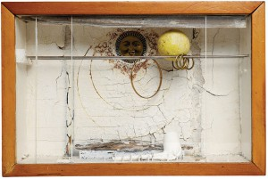 """Sun Box"" by Joseph Cornell"