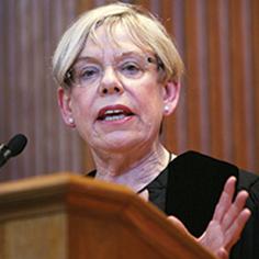 Karen Armstrong, Baccalaureate Speaker