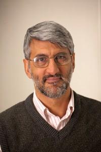 Professor Tiku Majumder (c) 2010 Scott Barrow