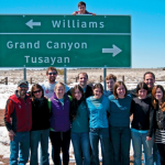 Spring Break Service in Grand Canyon