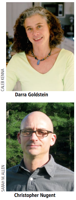 Darra Goldstein and Christopher Nugent