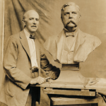 Archives of Daniel Chester French arrive at Chapin
