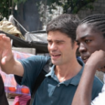 Journalist Reed Lindsay investigates Haitian crisis