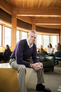 """It all comes back to the core college principle of bringing the most interesting, talented, diverse students to Williams regardless of their ability to pay."" Provost Will Dudley '89"