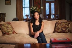 Lauren Hobby '10, Bolin's great-great-granddaughter