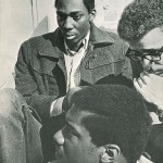 A movement led by the Afro-American Society to add African-American studies to the curriculum found in the Williams College Archives' student activism collections. The Hopkins Occupation: A Report on the Events of April 5-8, 1969, was compiled by Williams Record staff and edited by Michael J. Himowitz '69.