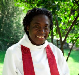 A photo of the Rev. Valerie Bailey Fischer