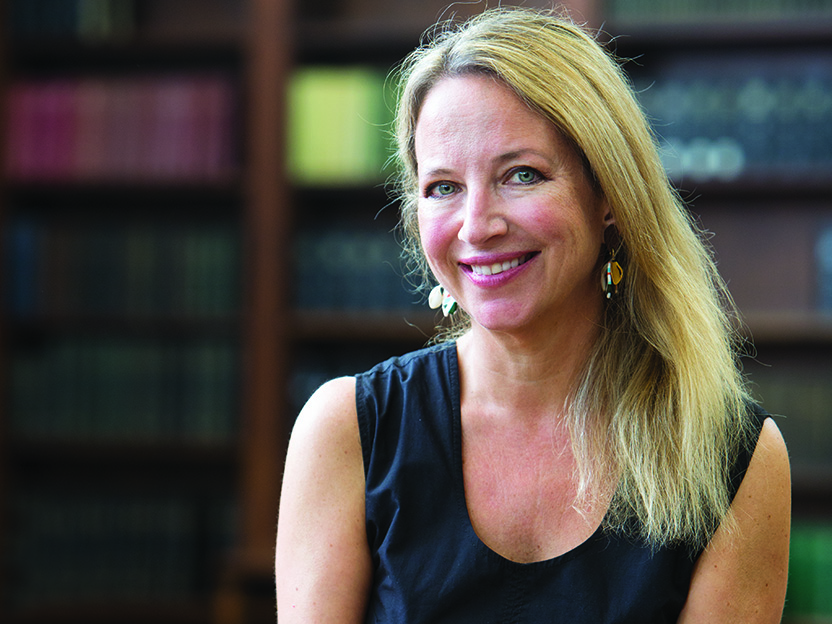Photograph of Professor Soledad Fox Maura