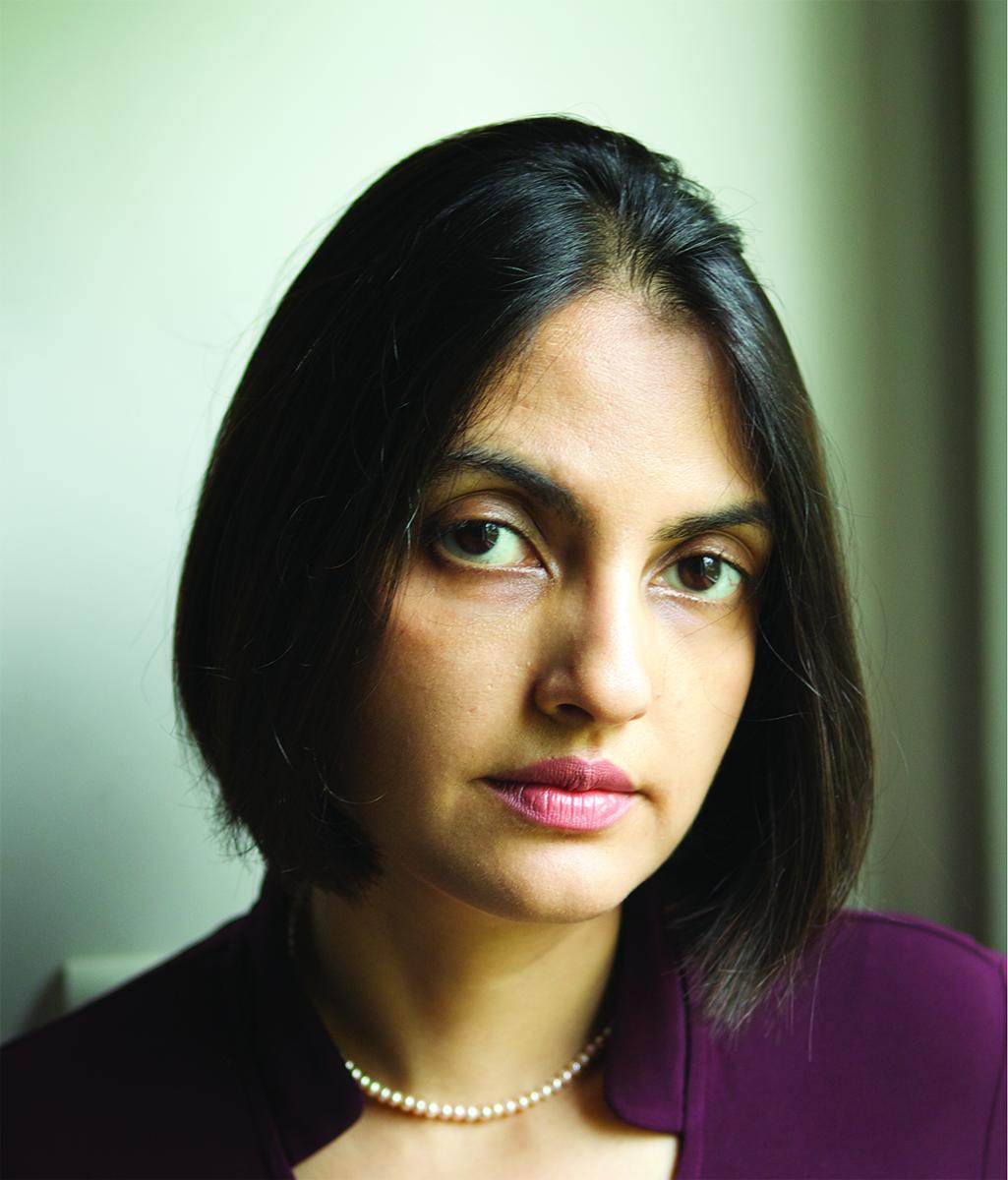 Photo of Aparna Kapadia