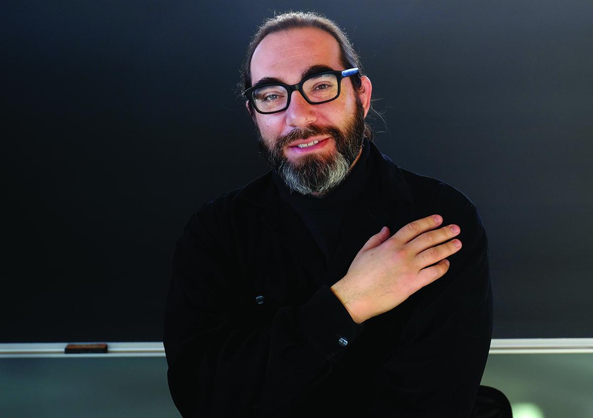 Photo of Professor Jeffrey Israel