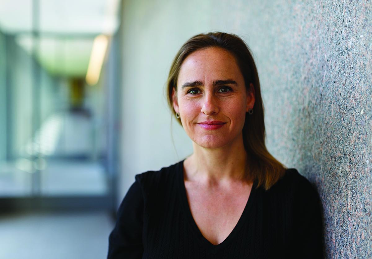 Photo of Professor Jessica Fisher