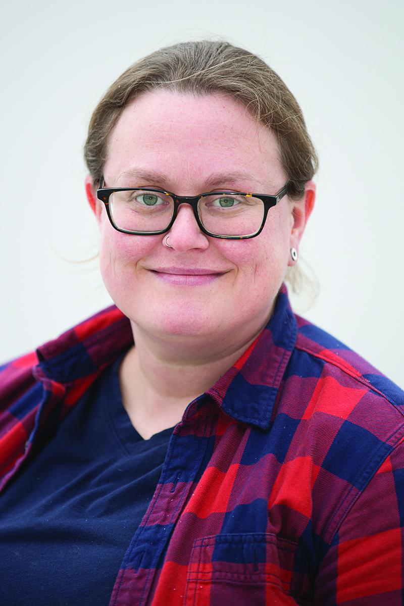 Photo of Professor Julie Blackwood