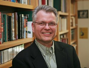 Photo of Professor Anthony Sheppard