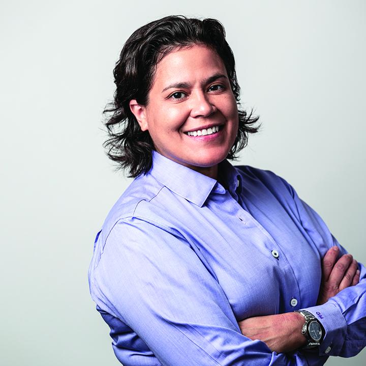 Portrait of Gina Muñoz, Class of 1994