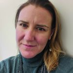 Portrait of economics professor Susan Godlonton