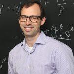 Portrait of economics professor Greg Phelan