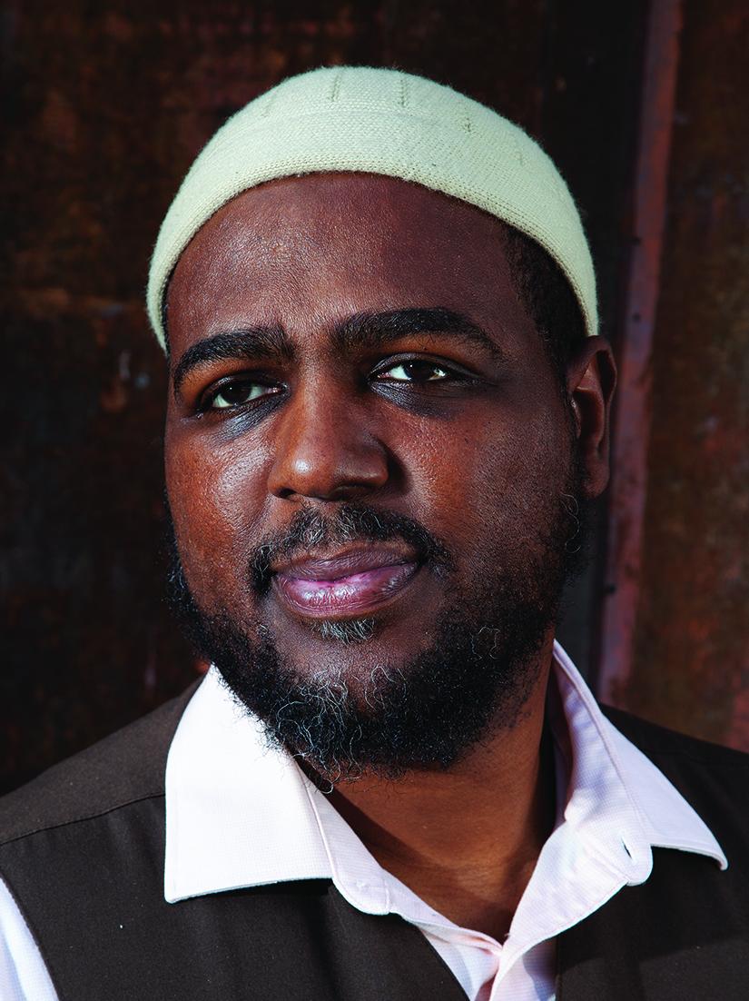 Bilal Ansari portrait
