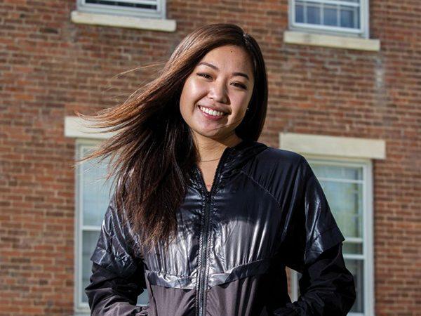 Portrait of Laura Wang