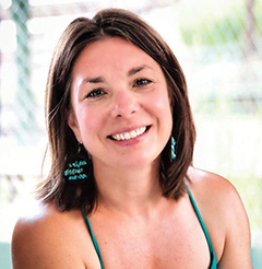 Portrait of Vicki Glembocki